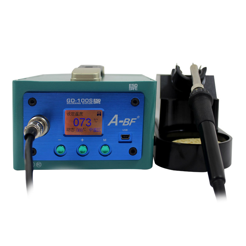A-BF GD100S High end CNC suspension type high-frequency soldering station, welding machine 100W<br><br>Aliexpress