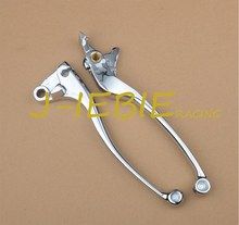 Chrome Brake Clutch Levers for Kawasaki Ninja ZZR600 ZX6R ZX636 ZX6RR ZX9R ZX12R ZX10R Z1000 VERYS 1000