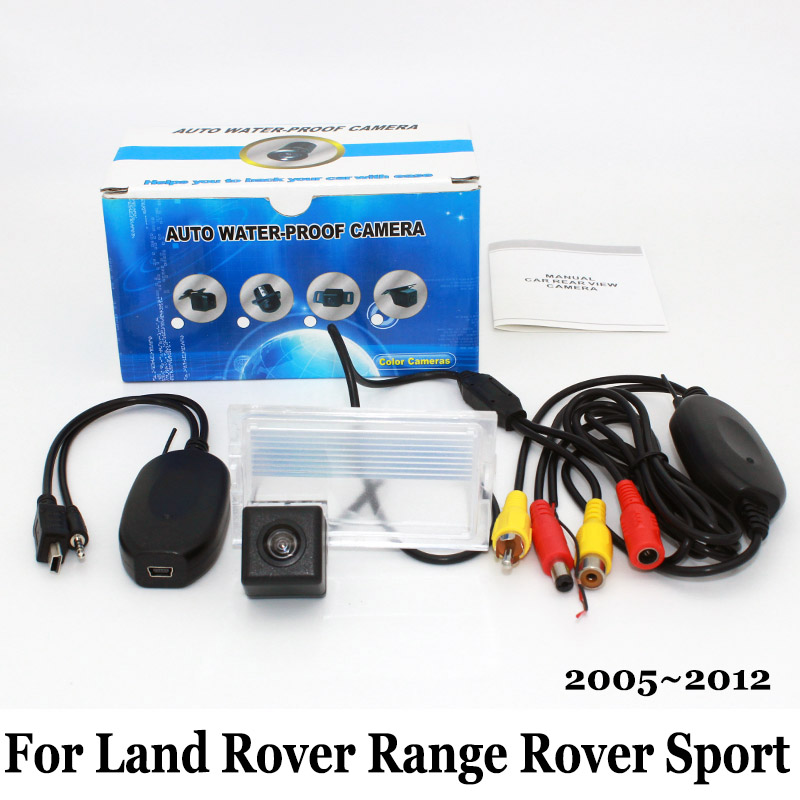 For Land Rover Range Rover Sport (L320) 2005~2012 / Wire Or Wireless Car Parking Camera / HD CCD Night Vision Rearview Camera(China (Mainland))