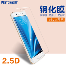 Application of vivo X5L X5 Pro Baitong MAX toughened glass film protective manufacturers wholesale(China)