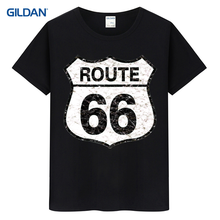 Tee Shirt I 2017 Motorized Last Stop Hot Rod Repair Historic Route 66 T Shirt In T Shirt Hip Your T-Shirt Cotton Simple Clothing(China)