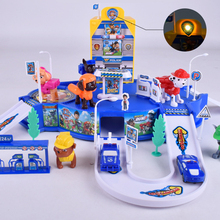 new large assembled parking lot/Baby Kids Educational Toys/baby toys for children/DIY toy/Creative Gifts Model Building Kits(China)