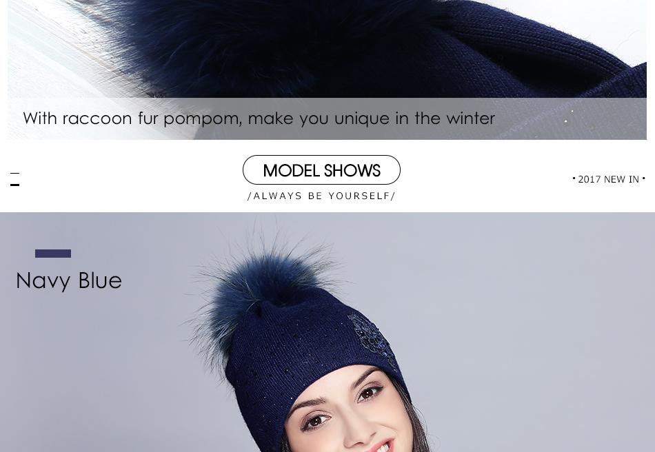 winter hats for women MZ713B (7)