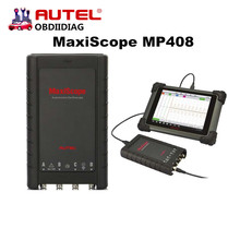 Autel MaxiScope MP408 4 Channel Automotive Oscilloscope Basic Kit Works with Maxisys Tool  Autel MaxiScope MP-408