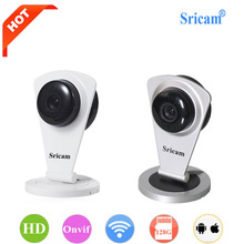 2017 New Sricam SP009C 720P Mini Wireless IP Camera WIFI Night Vision IR P2P Remote View Home Surveillance CCTV Security Cam P2P(China)