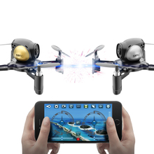 New style DIY Battle game mini drones with camera hd rc quadcopter toys for children fpv drone fly racing helicoptero models USB(China)