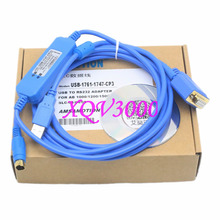 Programming Cable for USB RS232 Allen Bradley 1747-CP3 1761-CBL-PM02 PLC kit AB(China)