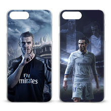 Buy Gareth Bale Fashion Coque Mobile Phone Case Cover Shell Bags Apple iPhone 8 7 7s Plus 6S 6 Plus 5 5S SE 4S 4 for $2.97 in AliExpress store