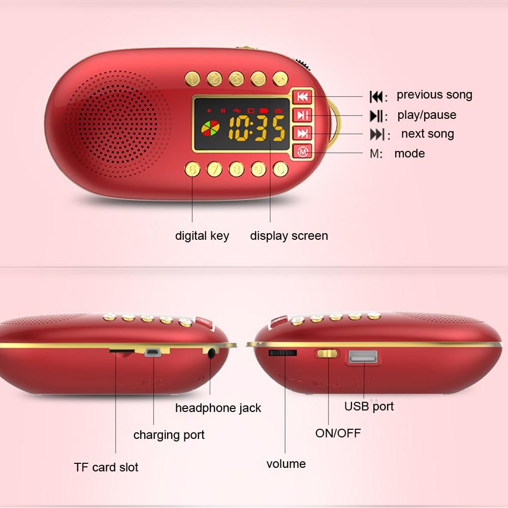E2958-mini FM radio-14