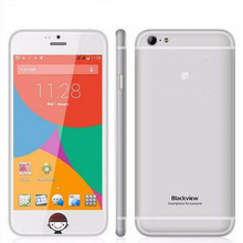 "Sale New Original Blackview Ultra Thin A6 4.7"" Android 4.4 MTK6582 Quad Core 1GB RAM 8GB ROM 1280*720 WCDMA 3G Smartphone"
