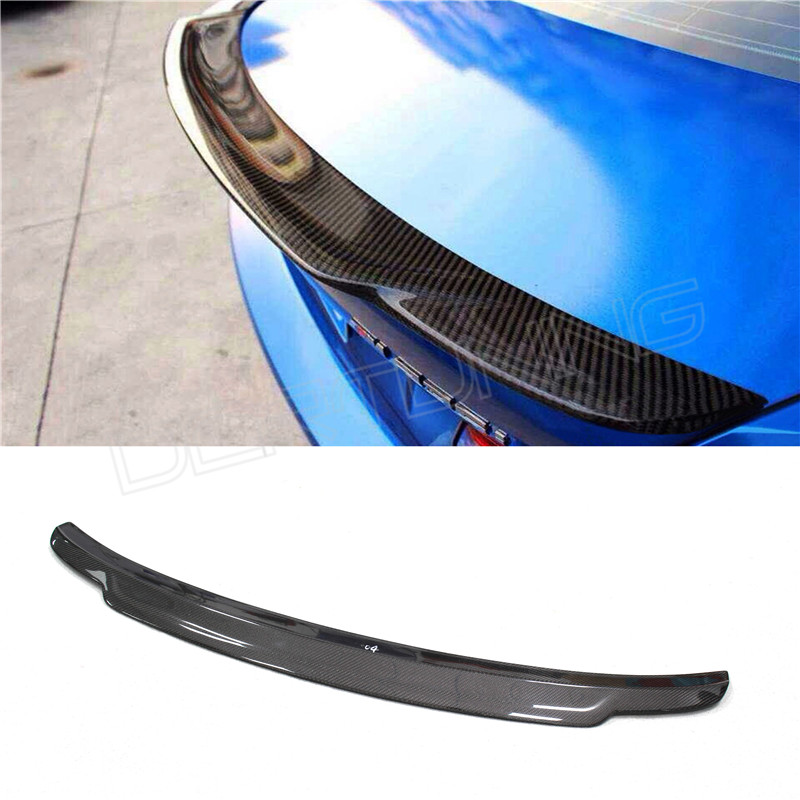 For BMW F22 F23 Spoiler 2 Series F22 Coupe &amp; F23 Convertible &amp; F87 M2 Carbon Fiber Wings Spoier 2014 - UP 218i 220i 228i M235i<br><br>Aliexpress