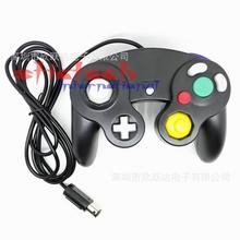 by dhl or ems 100 pcs Best Selling USB Wired Controller Joypad Joystick for Gamecube for NGC GC for MAC for PC Computer Pad(China)