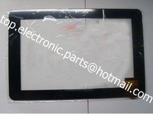 New 10.1'' inch Capacitive touch screen digitizer touch panel glass for Sanei N10 Ampe A10 Tablet PC MID TPC0187 VER 1.0