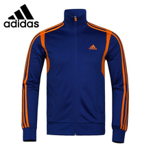 Original Adidas Men's Jackets knitted Sportswear
