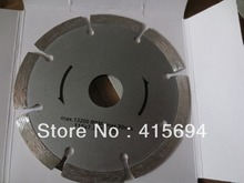 115x7x22.23mm  cold press segment diamond saw blade for bricks, granite,marble and concrete.
