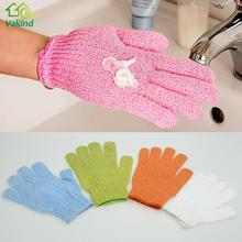 10PCS Skid Resistance Body Sponge Bath Massage Of Shower Bath Scrub Gloves Shower Exfoliating Bath Gloves Shower Scrubber Cuozao