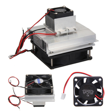 2017 New Thermoelectric Peltier Refrigeration Cooling System Kit Cooler