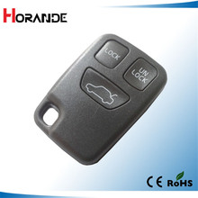 Just Entry Car Replacement Keys For volvo 3+1 button Remote Control Key Case fob(China)