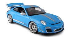 Bburago 1:18 GT3 super sports car model The traffic jam model alloy