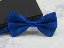 New Style 20 color Men's Fashion Tuxedo Classic Mixed Solid Color Butterfly Wedding Party Bowtie Bow Tie Pre Tied Free Shipping