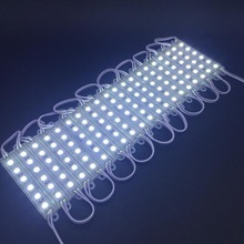 LED Module 5050 SMD 6 LEDs DC 12V Waterproof IP65 LED Sign Backlight Modules Advertising Light Box Modules 100pcs/lot