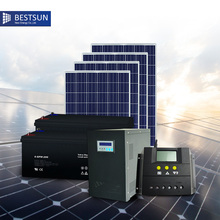 Low Price High Efficiency 2000w 10KW Solar Power Residential/SolarPower System with battery solar energy product(China)