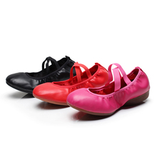 Brand New Flat Dance Shoes For Women Ballroom Ballet Tango Dance Shoes Sale Promotion