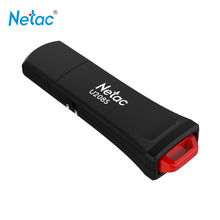 Netac Original U208S USB Flash Drive Hardware Write Protect Pen Drive 32GB 16GB 8GB Memory Stick U Disk Pendrive