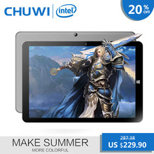 12.2 inch Tablet PC Chuwi Hi12 Dual OS Intel X5-Z8350 Quad Core 4GB RAM 64GB ROM 11000mAh Windows 10+Android 5.1 HDMI USB 3.0