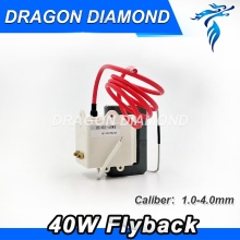 40w High Voltage Flyback Transformer for Co2 Laser Power Supply 40W