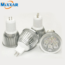 ZK35 CREE LED Spotlights 3W 9W 12W 15W 220V 200-240V GU10 E27 MR16 Chandelier Plafonds Dimmable LED Downlights LED Bulbs Lamp