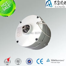 low rpm  alternator 400w permanent magnet generator