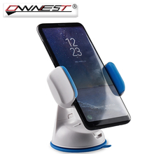 Ownest Universal Car Silicone Sucker Windshield Phone Holder 360 Degree Rotative Mount Holder Mobile Phone Bracket For iPhone