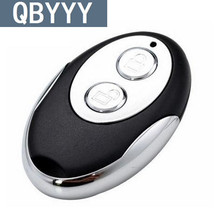 QBYYY 1 pc variable frequency 280Mhz-450Mhz remote control self clone 3rd Generation garage remote key fob A348