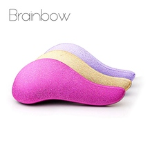 Brainbow 1pc Magic Detangling Hair Brush Professional Plastic Shinning Color Hair Comb Hair Styling Care Tools escova de cabelo(China)
