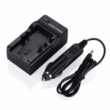 Powerextra Li-ion Battery Charger For Canon PowerShot SD10 SD100 SD110 SD20 SD500 Camera Batteries free shipping