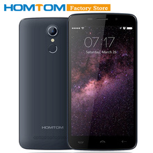 Moscow offline pavilion HOMTOM HT17 4G LTE Smartphone 5.5 inch IPS Android 6.0 MTK6737 Quad Core 3000mAh OTG 13MP Mobile Phone(China)