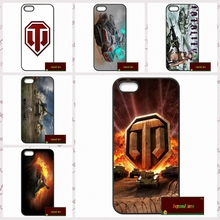 Conqueror World of Tanks Phone Cases Cover For iPhone 4 4S 5 5S 5C SE 6 6S 7 Plus 4.7 5.5   #SD0083