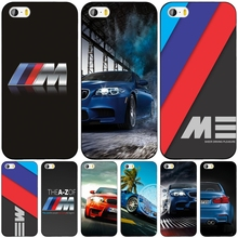 luxury bmw M3 photo print cell phone Cover case for iphone 6 4 4s 5 5s SE 5c 6 6s 7 plus case for iphone 7