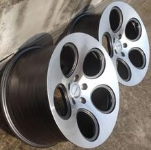 WOODBELL 18X8.5 18X9.5 5X100 5X112 5X114.3 Car Alloy Wheel Rims(China)