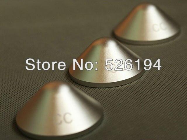Free shipping Copper colour b1 speaker shock speaker spikes<br>