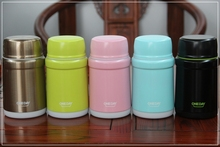 True ONEDAY brand's colored stainless steel thermos cup NATURAL BRUNCH OD-B17 450 ml