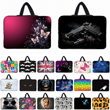 "Notebook Computer PC 13"" Protective Shell Inner Cases Bag For Apple Macbook Air iPad Pro Lenovo Notebooks 12.9"" 13.3"" Laptop Bag(China)"