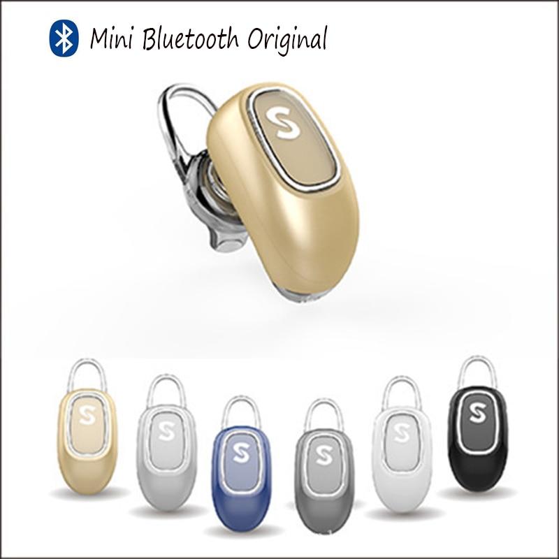 Stereo Glowworm bluetooth earphone mini wireless sport headphones bass 4.1 earpods auriculares headset for xiaomi iphone 5 6s 7<br><br>Aliexpress