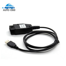 Latest version For FORD VCM CABLE OBD2 Diagnostic Scanner Tool For FORD-VCM Cable OBD Auto Diagnostic Cable For FORD/Mazda CNP