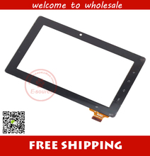 7 inch Tablet Freelander PD10 Touch Screen DR1551-A / DLW-CTP-003 3690p 182.5x114mm 30pin Cable Width 15MM