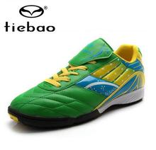 TIEBAO soccer cleats zapatillas futbol sala hombres scarpe calcetto chaussure foot voetbal schoenen sneaker shoes for soccer