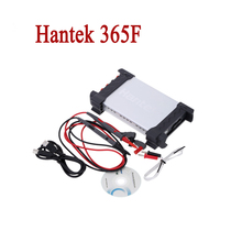 Hantek 365F Digital Multimeter USB Voltmeter Ammeter Thermometer PC Ipad Ture RMS Tecrep Wireless Bluetooth Data Logger Recorder(China)