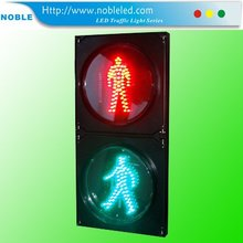 led pedestrian traffic sign