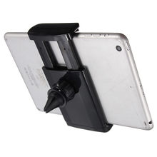 New Arriver High Quality 360 Degree Rotatable Universal Car Air Vent Phone Mount Holder Stander For Ipad Tablet PC 7 Inch Holder